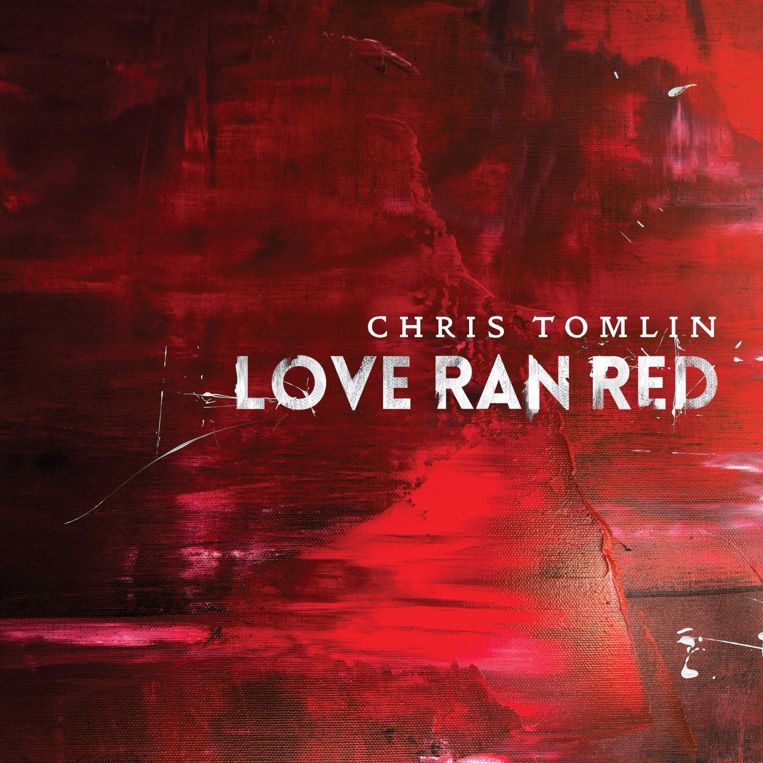I'm listening to Waterfall by Chris Tomlin in my