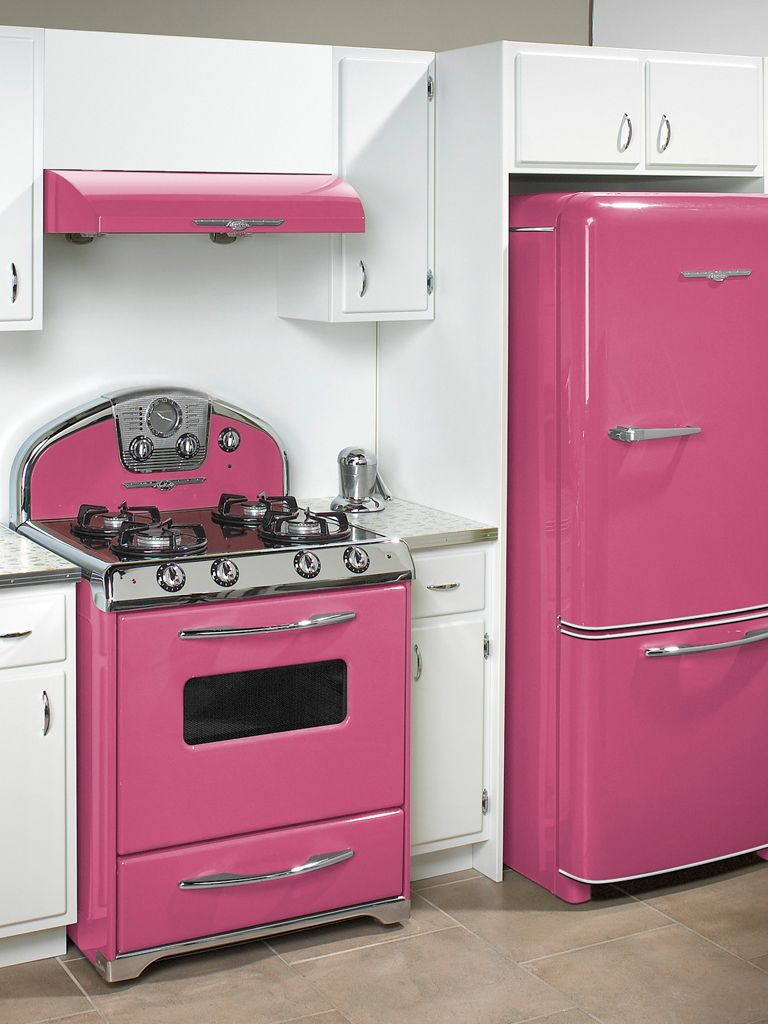 All Pink Kitchen Pink Is Not My Favorite Color But With The Right Color Of