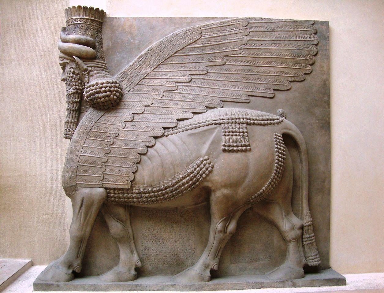 Lamassu Citadel of Sargon II