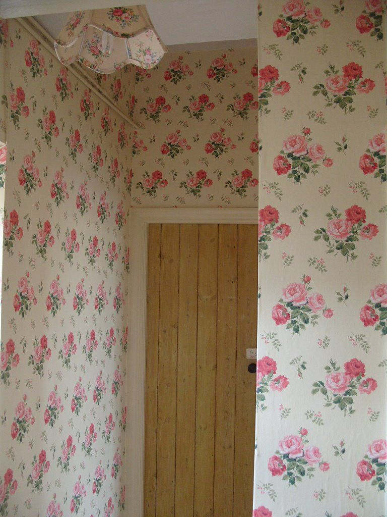 Pretty pink roses wallpaper - Nostalgia at the Stone House