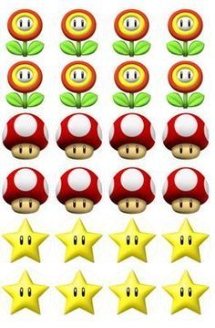 Pinterest Mario Brothers Super Bros And Party