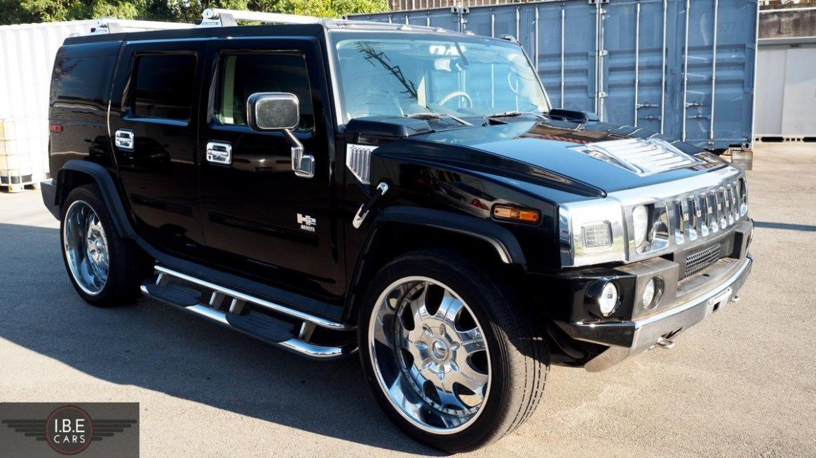 Ten Disadvantages Of All Hummer Models And How You Can