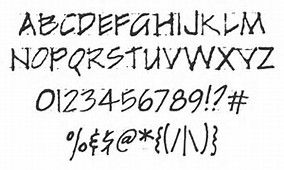 Image result for Architect Handwriting Font