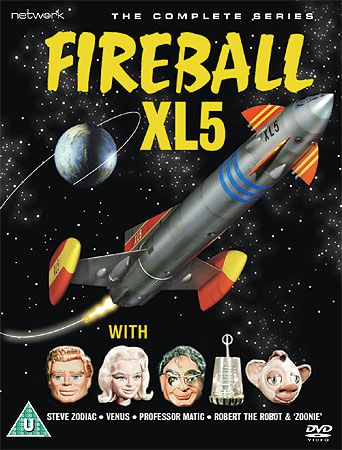 Fireball XL5 - Weird show  Best theme song ever! |