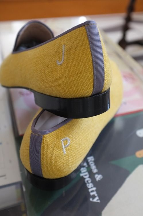 a01c7787035ef I totally need to get my initials embroidered on my shoes :D   I'd ...
