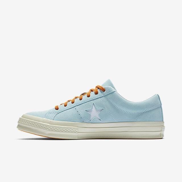 Tomar represalias Comorama Disfrazado  Converse One Star x Tyler The Creator | Converse one star shoes, Converse  one star, Shoes