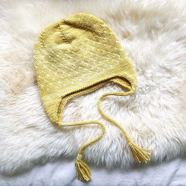 ScandinAndean earflap hat (2018 FO-10) - Fringe Association