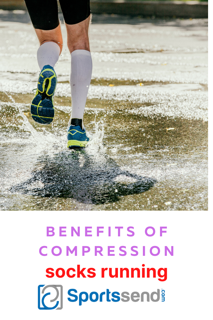 The Benefits Of Compression Socks For Running From A 5k To A Marathon Sports Send Compression Socks Best Socks For Running Running Socks