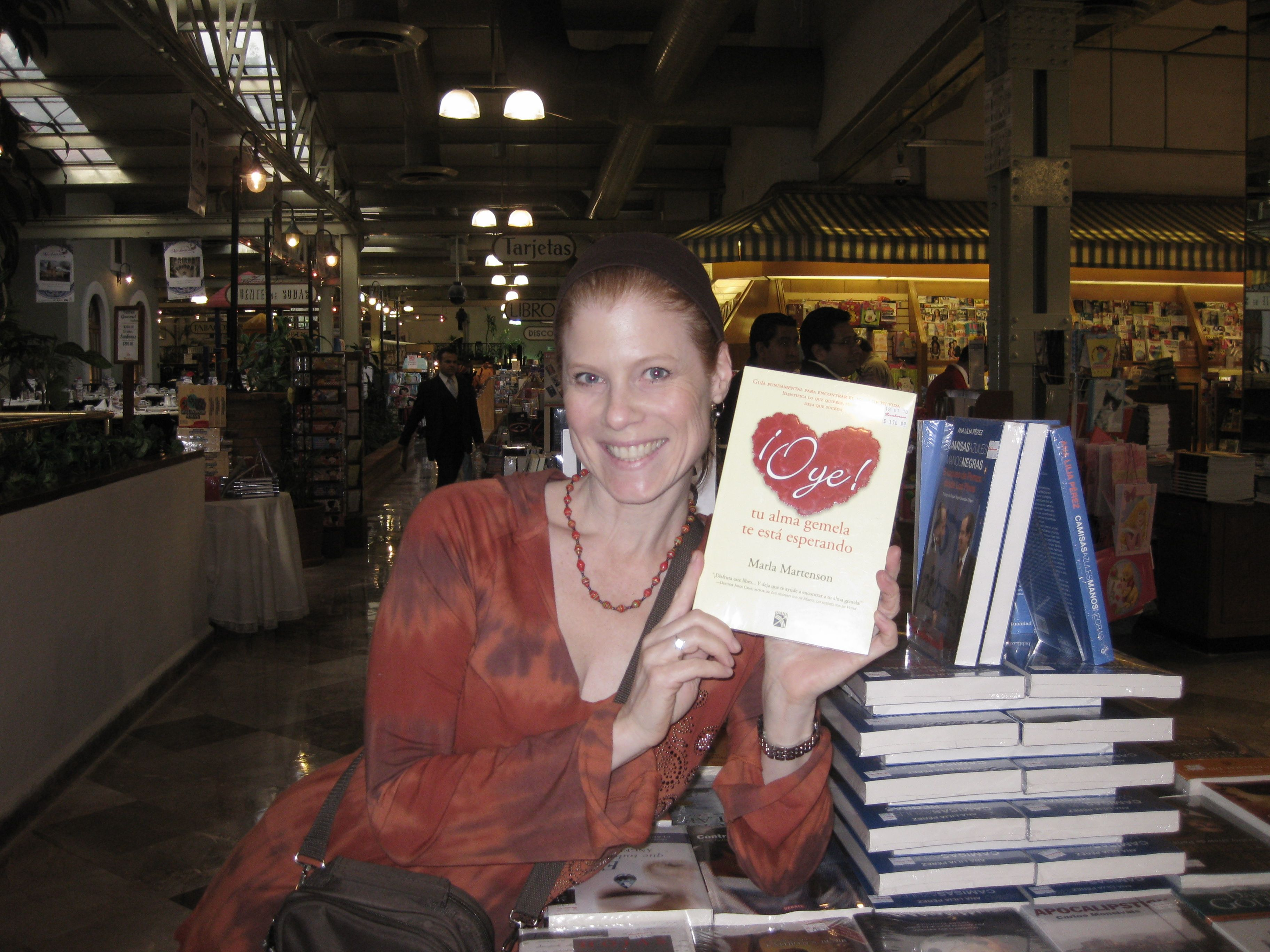 My Book Excuse Me Your Soul Mate Is Waiting Translated Into Spanish And On Sale At Sanborns Mexico City A Dream Came True Writing Life Mexico City My Books If you stay/eat at places. pinterest