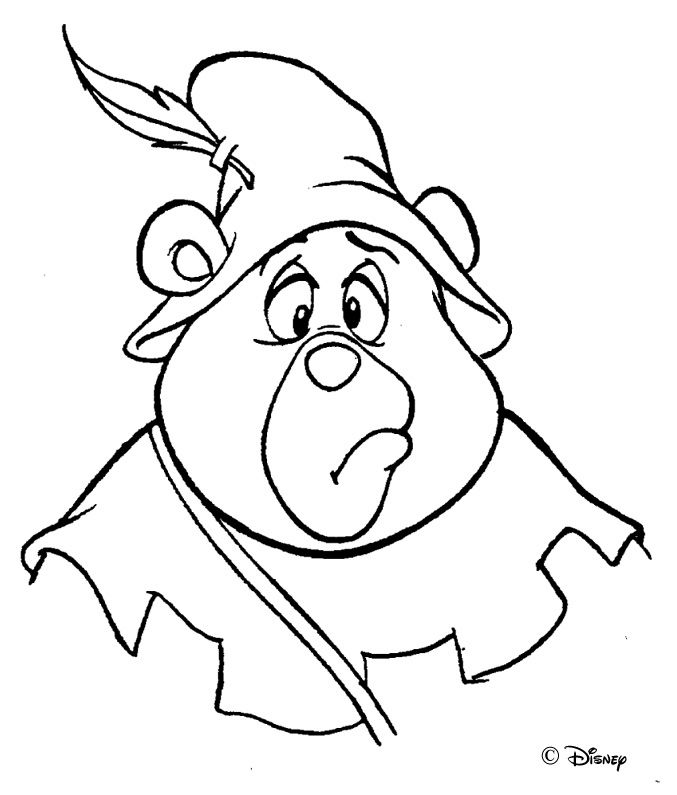 Gummi Bears Bear Coloring Pages Coloring Pictures Coloring Pages