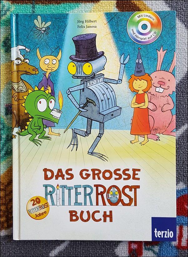 Blogparade Mit Ritter Rost 2 Das Schrottkomplott Gewinnspiel Bucher Ritter Kinderbucher