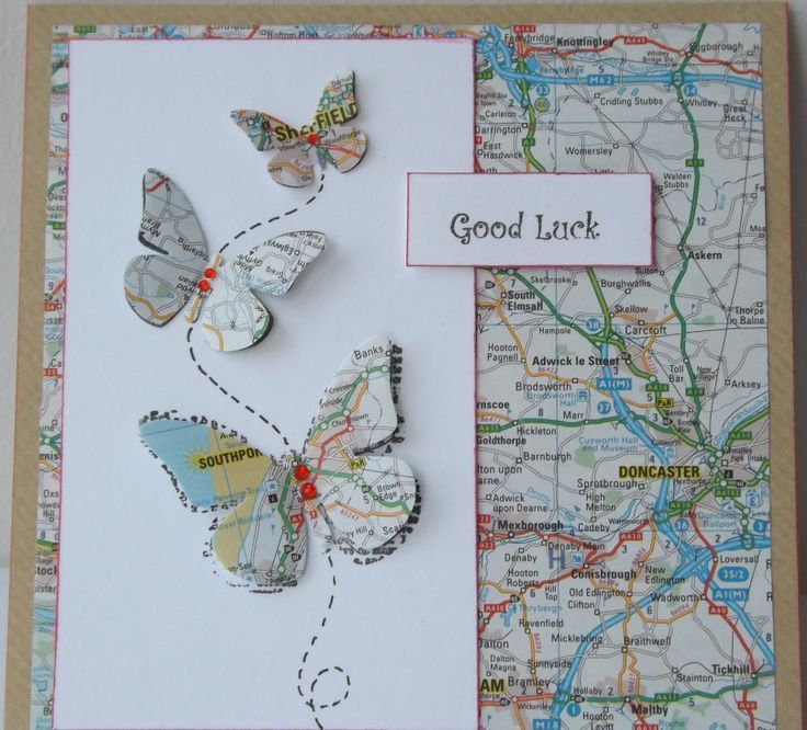 ,handmade leaving job to travel cards Google Search