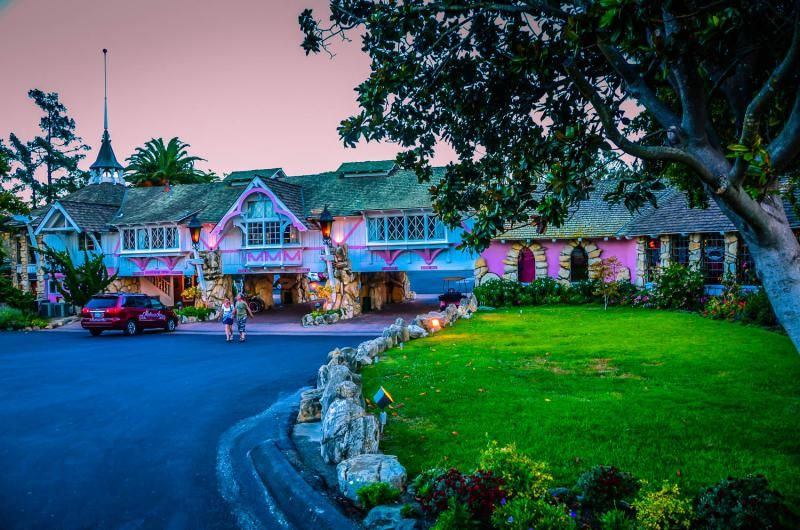Madonna Inn The Most Colorful Hotel On Planet