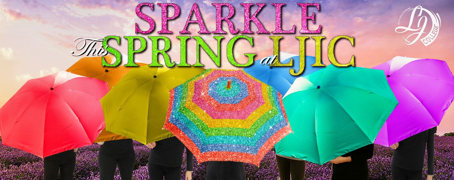 Do you have Big Dreams? Sparkle this Spring & let your
