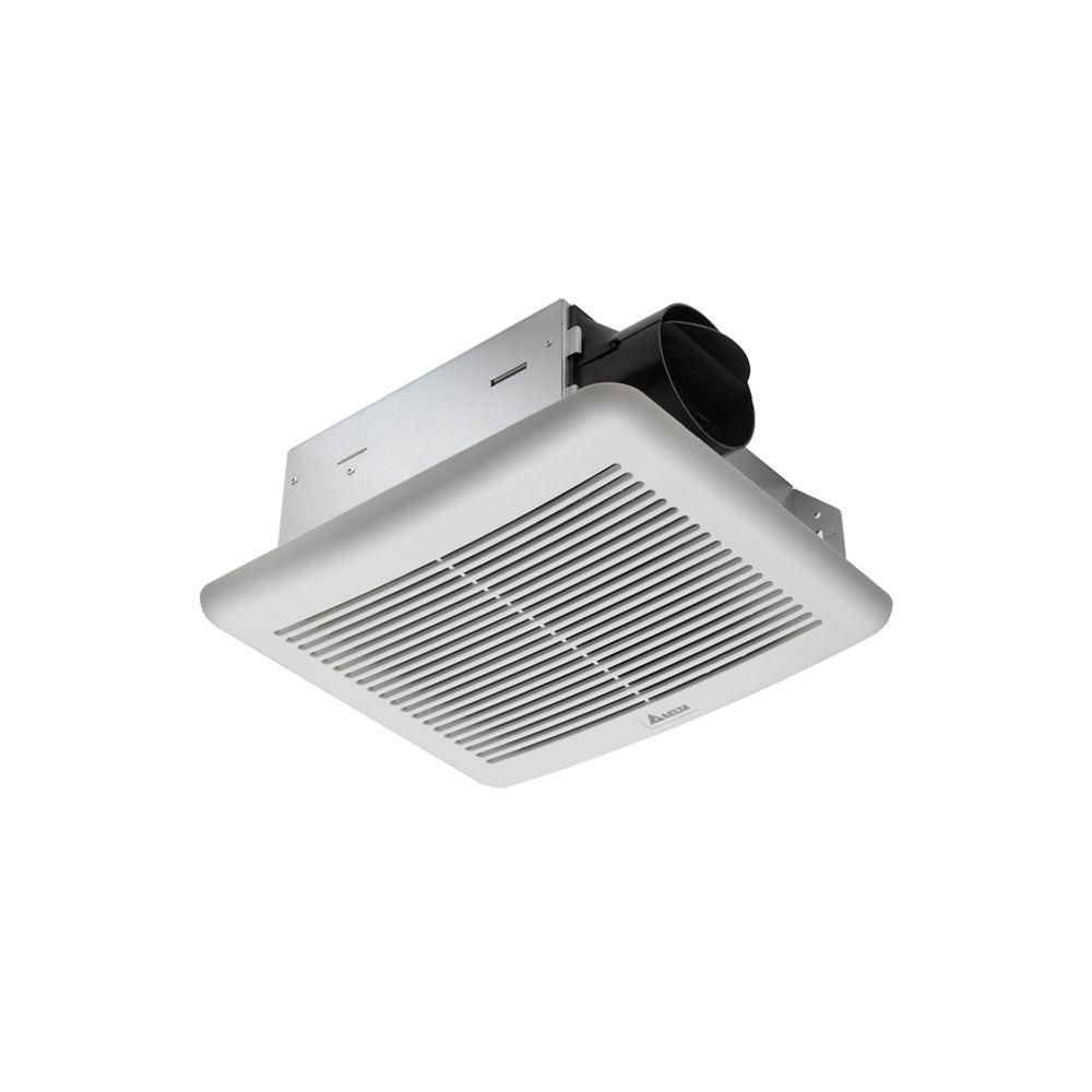 Delta Breez Slim 70 Cfm Ceiling Bathroom Exhaust Fan Energy Star Vfb070b3a1 Bathroom Exhaust Fan Amazing Bathrooms