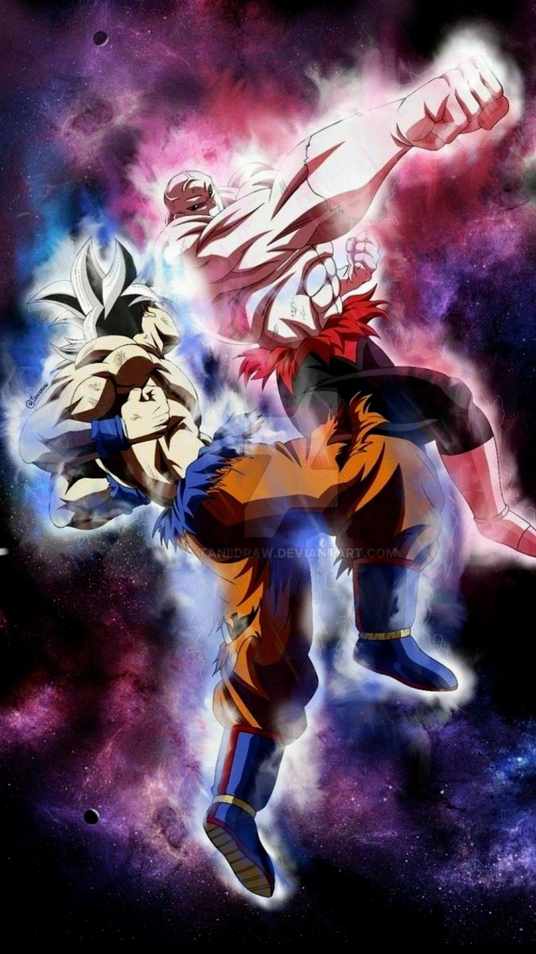 Goku vs Jiren | Dragon Ball | Dragon ball, Dragon ball z ...