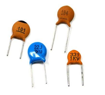 Types Of Capacitors Electrolytic Variable Film Capacitors Capacitors Diy Electronics Electronic Scrap