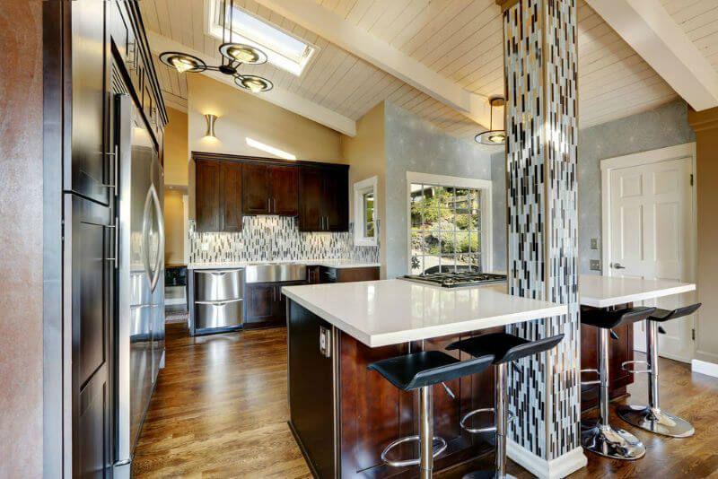 30 Amazing Design Ideas For A Kitchen Backsplash: 67 Amazing Kitchen Island Ideas \u0026 Designs [PHOTOS
