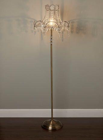 BHS Betsy Floor Lamp | Lighting | Pinterest | Bhs, Floor lamp and ...