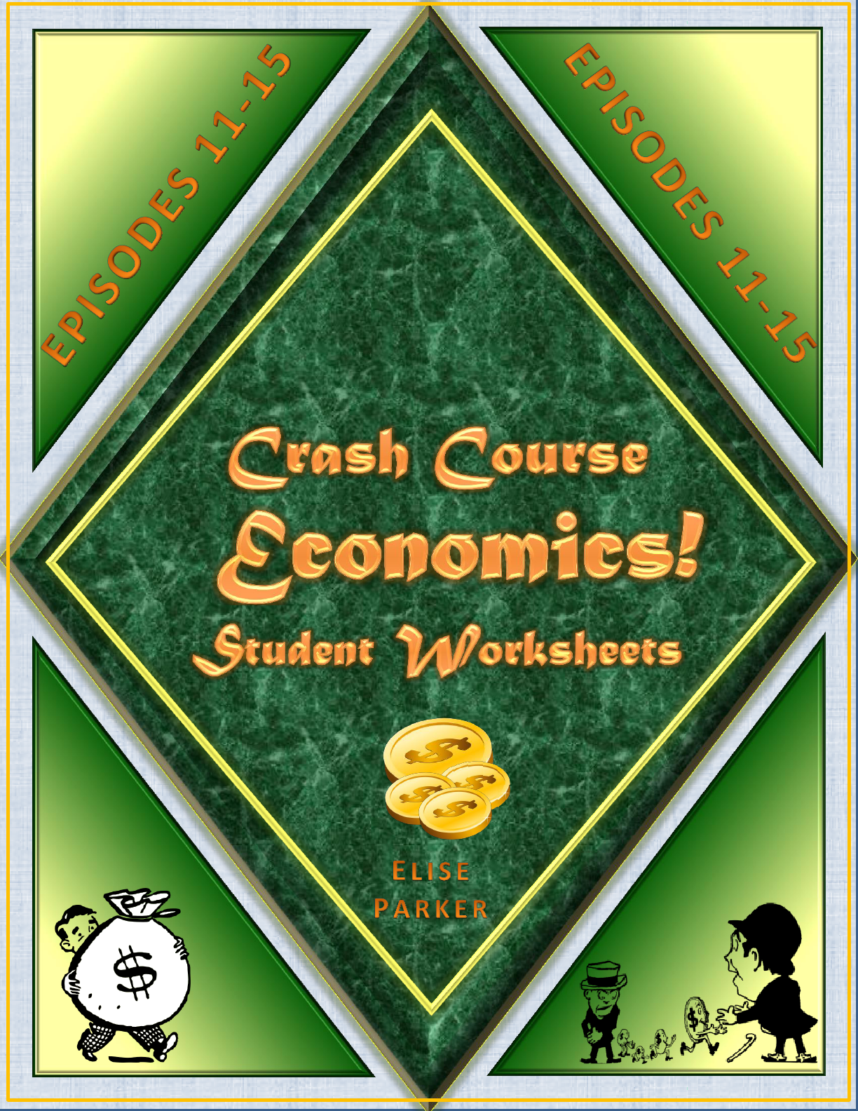 Crash Course Economics Worksheets For Episodes 11 15 Make
