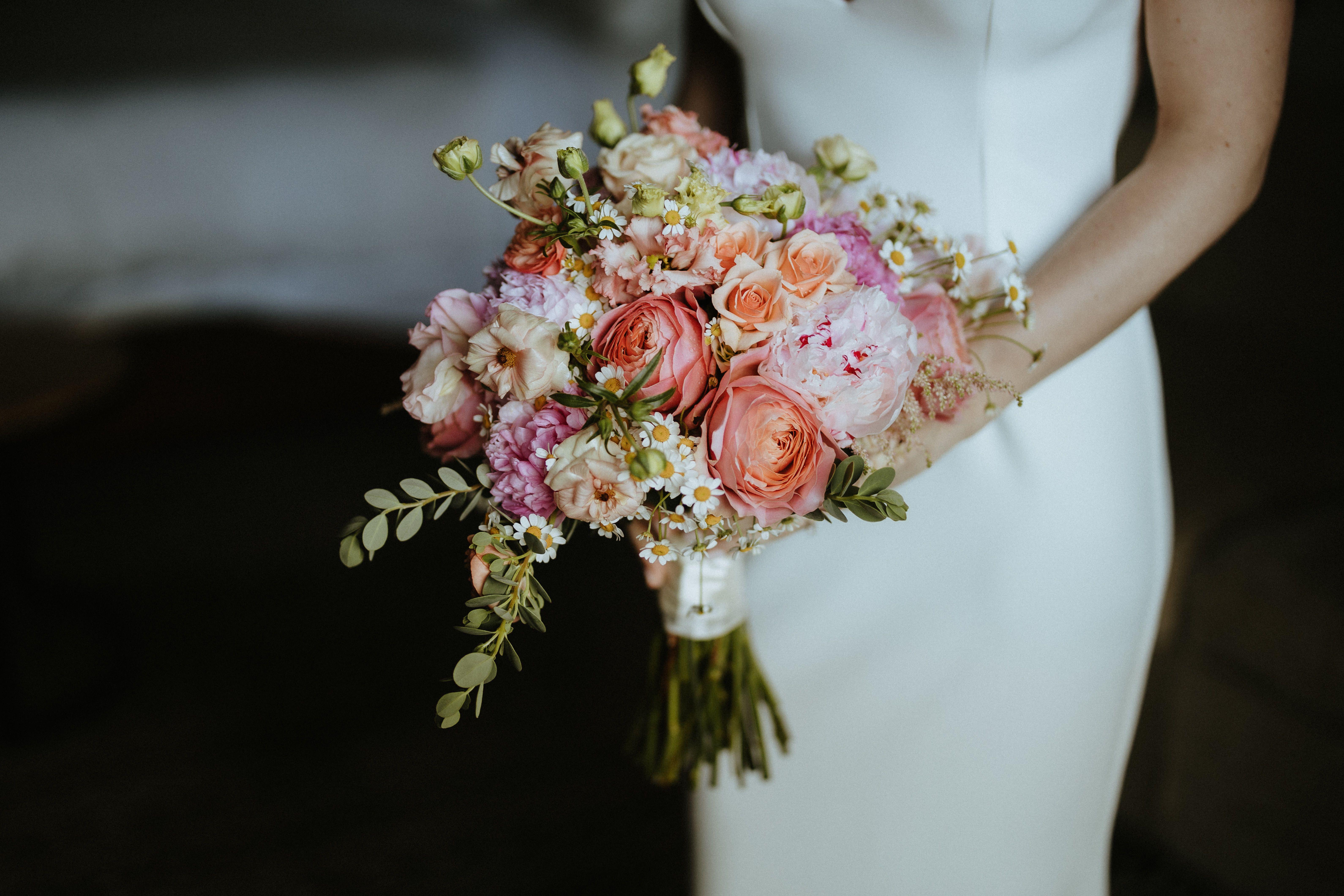 Fsrh Wedding Bouquet By Flowers By Heidi In 2020 Bridal Bouquet Home Flowers Wedding Bouquets