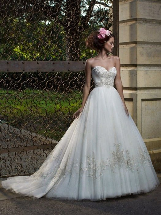 Casablanca Spring 2012 I Would Wear Every Dress In This - Casa Blanca Wedding Dresses