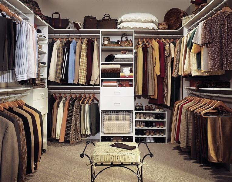 Walk In Closet Ideas | Walk In Closets Designs: Simple Space Walk In Closets