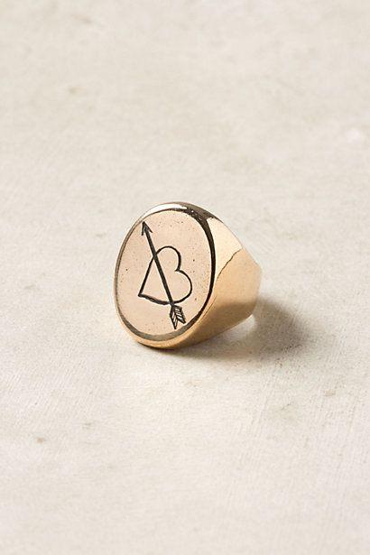 True Love Ring #anthropologie - Sonhos abandonados, promessas deixadas de lado. Seguir apenas por seguir.