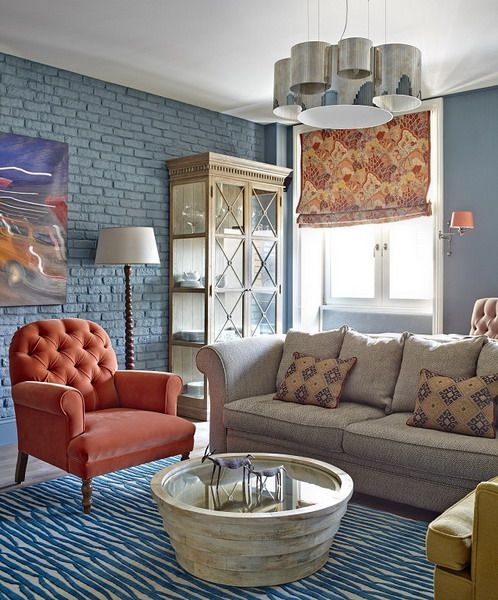 Modern Design Trends Of The Living Room 2021   Eclectic ...