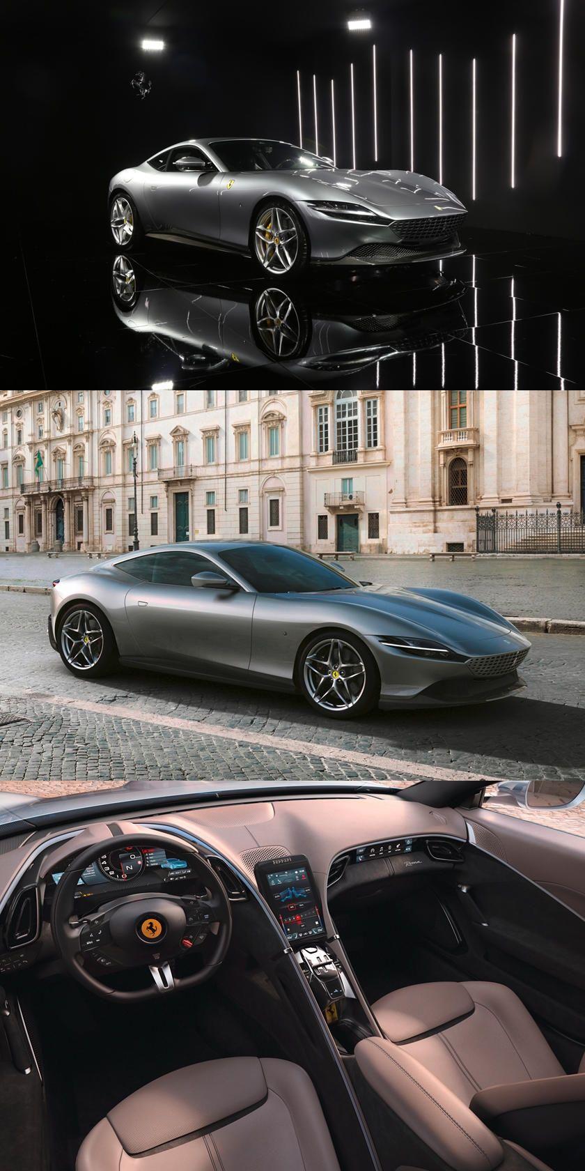 Ferrari Sheds More Light On Exquisite Roma