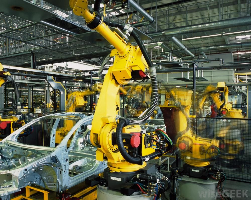 Robot-ready: Adopting a new generation of industrial robots