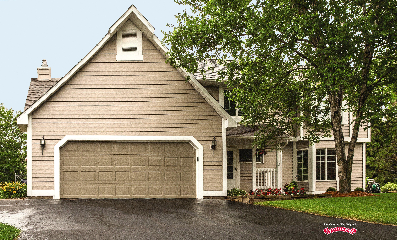 Insulated Garage Door That Matches Garage Insulation Garage Design Garage Door Insulation