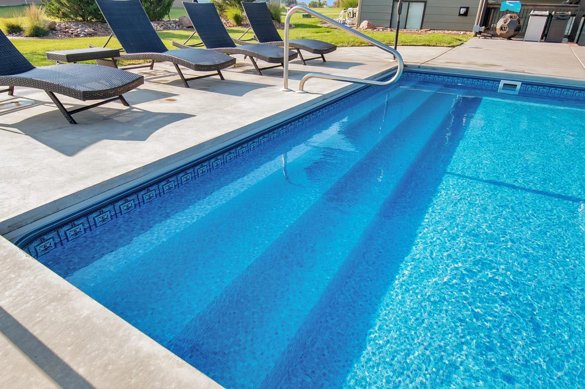 Pool Liner Patterns Latham Pool Products Latham Pools Pool Builders Pool Liners Latham Pool