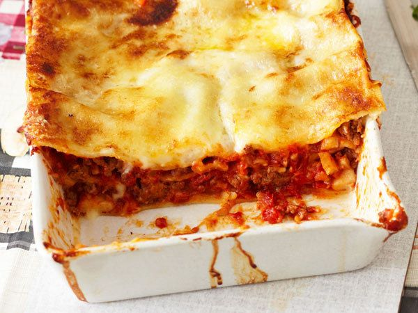 Italienische Pasta – die besten Original-Rezepte - lasagne-al-forno  Rezept