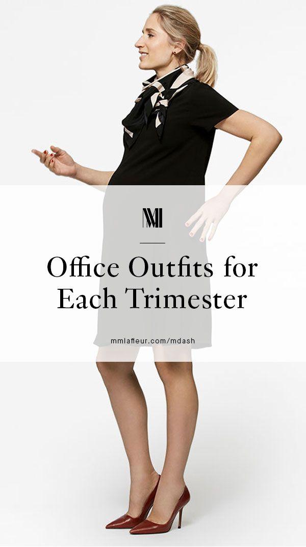 59d3cd1de91 Maternity at MM.LaFleur: Comfortable, Professional Clothes for Each  Trimester