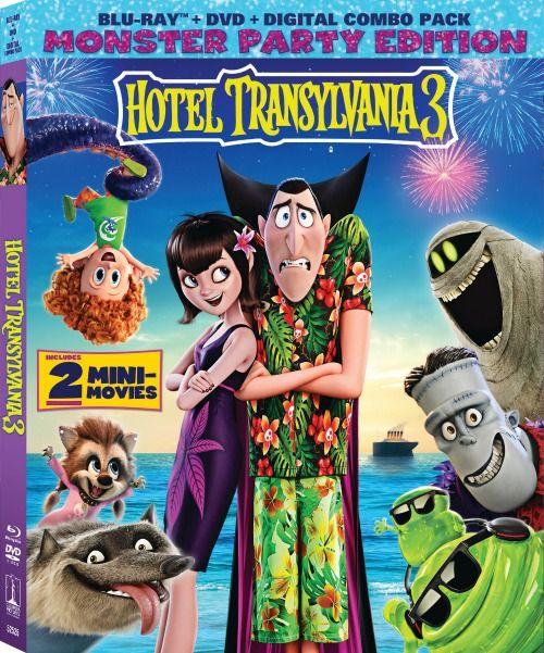 Fun Hotel Transylvania 3 Recipe, Activities And Review
