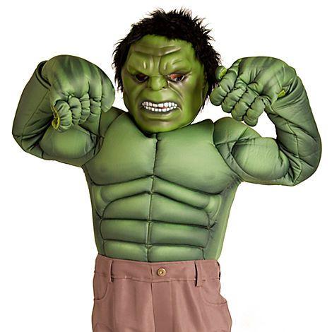 Hulk costume  sc 1 st  Pinterest & The Avengers Deluxe Hulk Costume for Boys | Costumes u0026 Costume ...