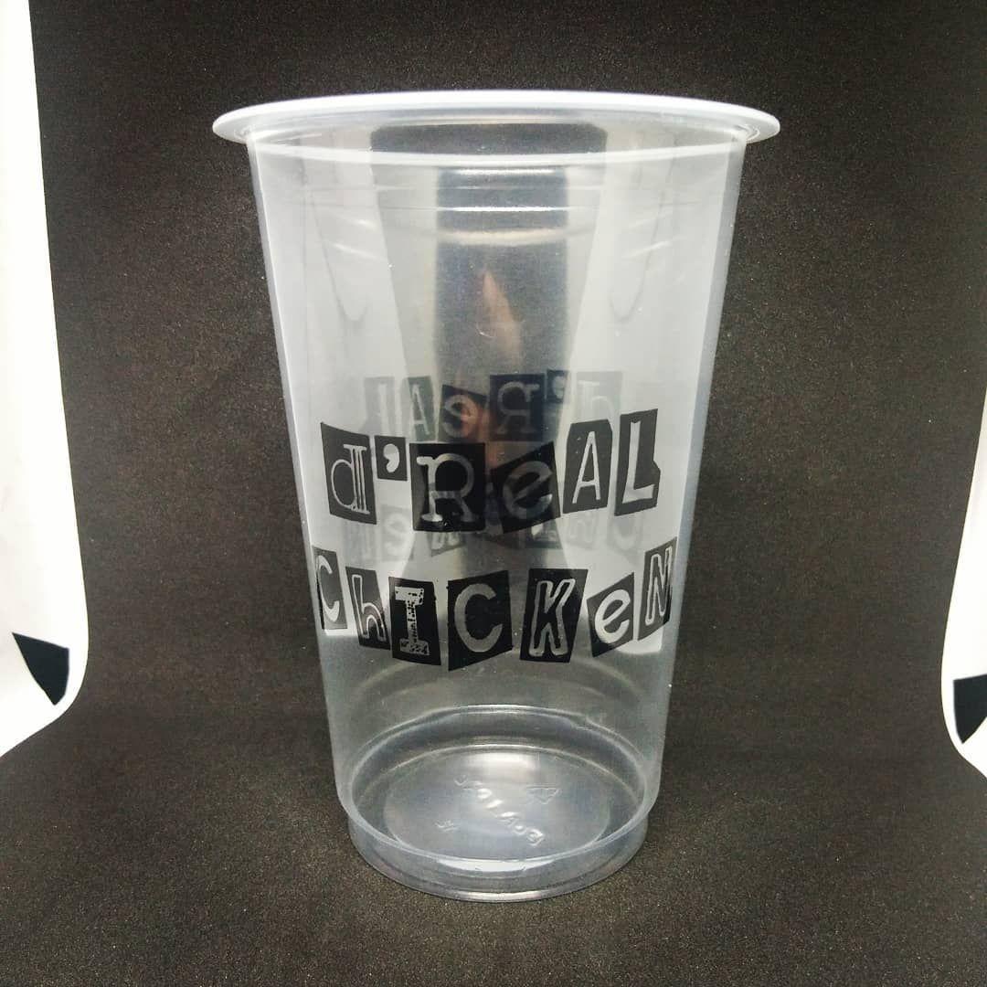 Terima Pesanan Gelas Dan Bowl Cetak Logo Custom Branding Produk Kemasan Cup Gelas Plastik Paper Cup Cup Plastik Pp Pet Pa Gelas Kemasan Produk