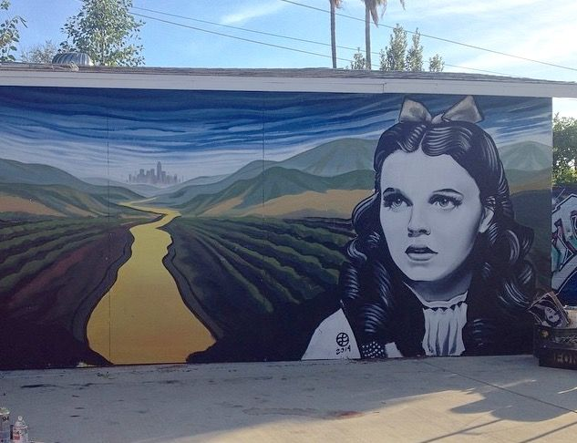 Dorothy by Levi Ponce in Pacoima, CA (LP)