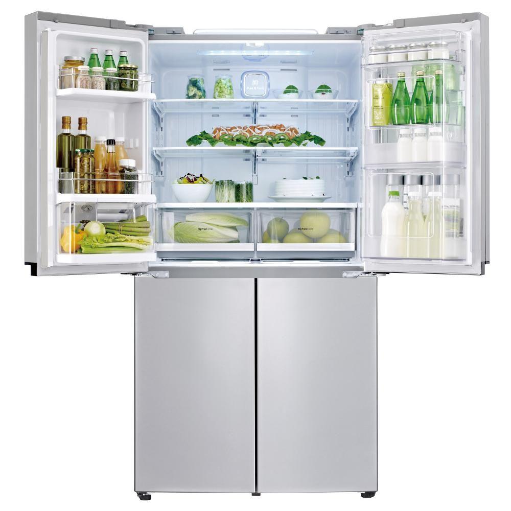 Come Pulire Un Frigorifero Usato lg - frigorifero 4 porte gmm916nshv total no frost classe a+