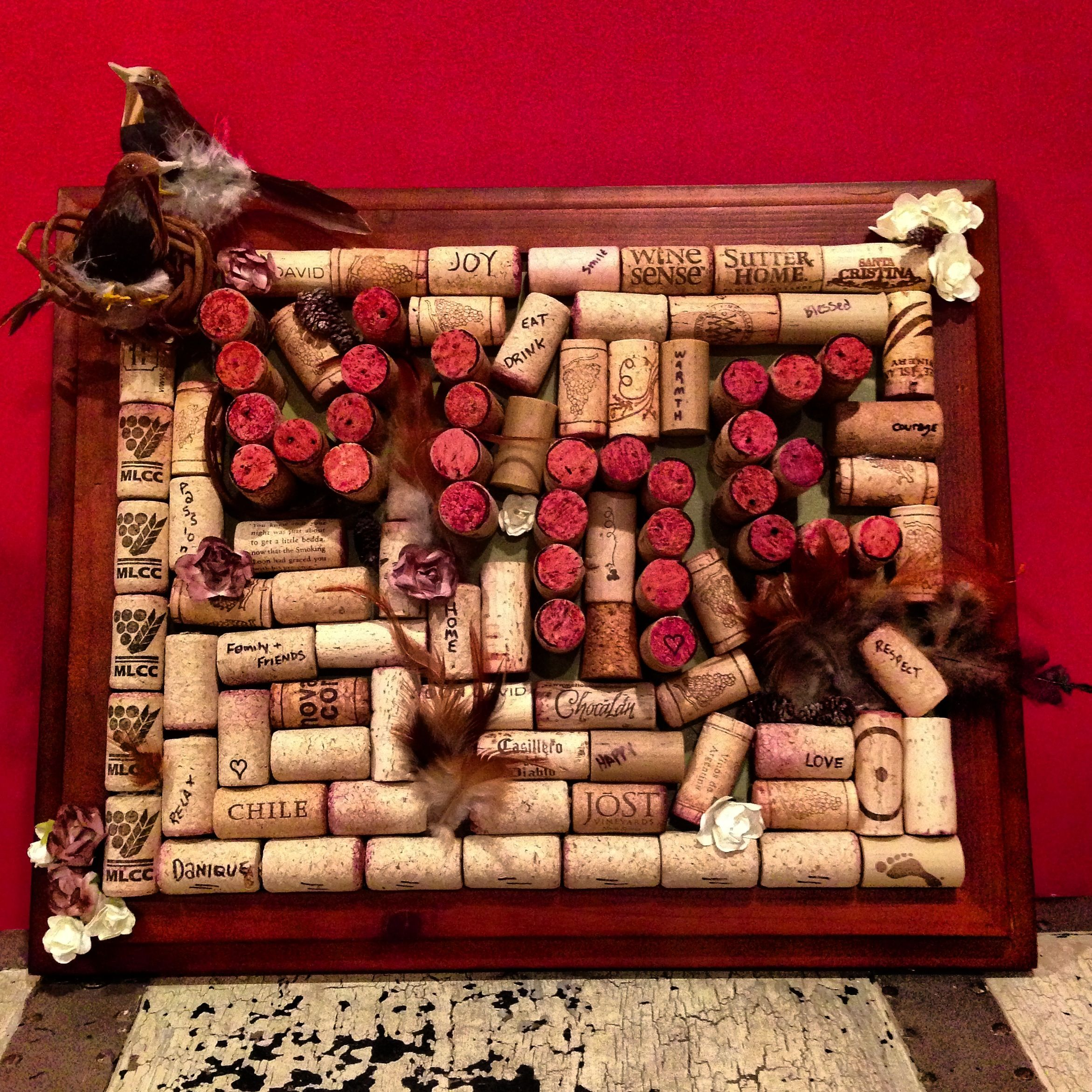Wine And Wine Cork Ideas Kurk