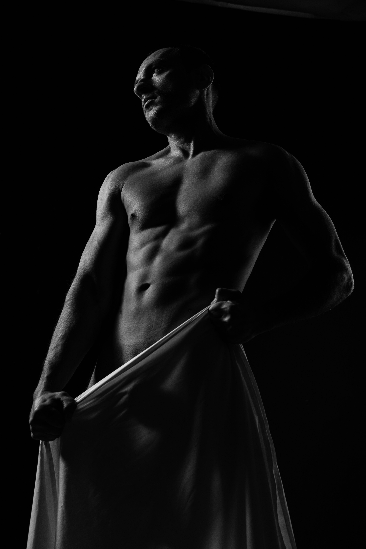 Ню мужское субалин фото