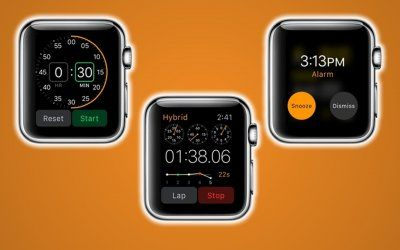 Apple separates Timer, Alarm, and Stopwatch into separate