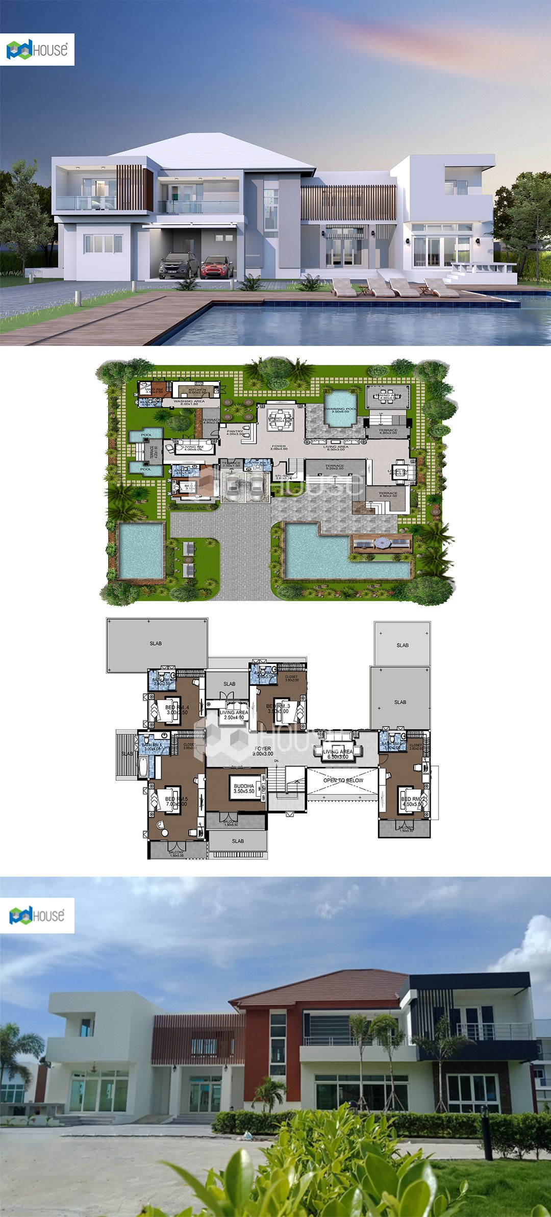 House plan ME 148