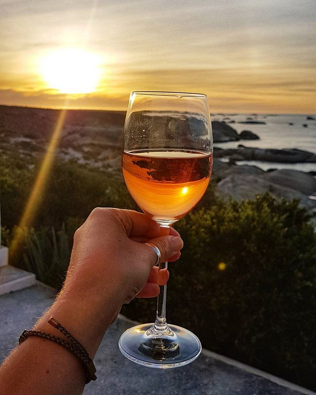 Reposting @travelopulent: Cheers to the weekend. Perfect start at this beautiful place with a glass of my fav @backsberg Rosè.... #sunset #wine #paternoster #southAfrica #view #glass #travelchatsa #capetowninfo #travel #pictureoftheday #southafrica #DoBiggerThings #cnntravel #bbctravel #explore #nature #southafricaoninstagram #view #capetown #hashtagradio #worldwithoutborders  #instacapetown #worldwithoutborders #igramethical