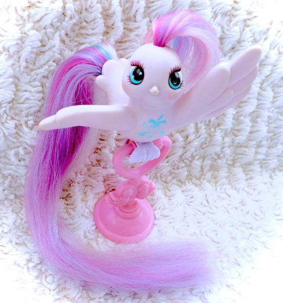 G1 My Little Pony Top Banana Tails Fairy Tails Fairytails
