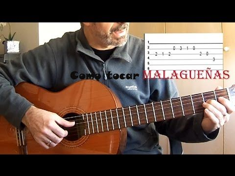 malaguena spanish classical guitar how to play with tabs youtube guitar lessons pinterest. Black Bedroom Furniture Sets. Home Design Ideas