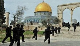 Israeli settlers storm Muslims' al-Aqsa Mosque - The Palestinian Information Center