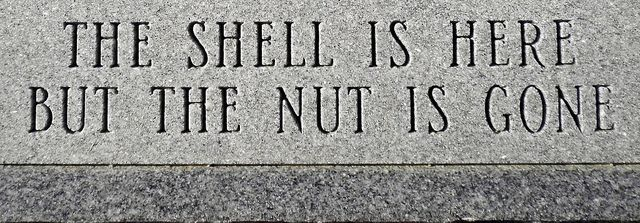When I die....family had better put some sarcastic remark on my tombstone, I…
