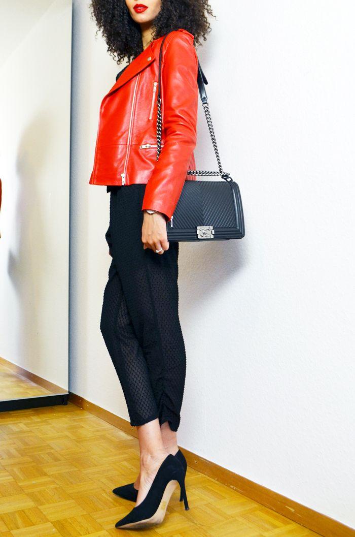 Laqu Style Pinterest Chanel Boy Black Jumpsuit